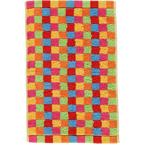 Cawö Handtücher Lifestyle Karo Multicolor 25 Gästetuch 30x50 cm