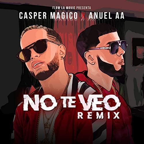 Casper Magico & Anuel Aa