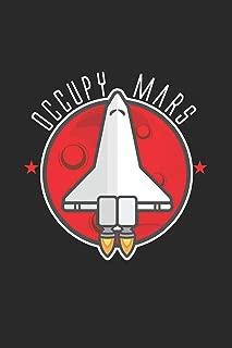 Occupy Mars Spaceship: Journal, Notebook