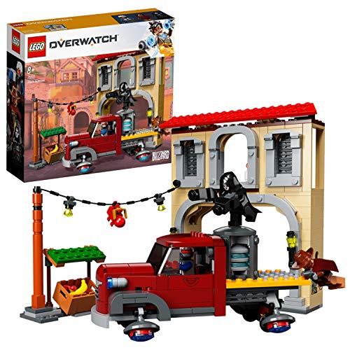 LEGO 75972 -Overwatch Dorado-Showdown, Bauset