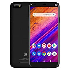 "5.5""Hd+ 18:9 Curved Glass Display 720x1440 Resolution. 13MP Main Camera with LED Flash, 8MP Selfie camera with LED Flash. 32GB Internal memory 2GB RAM Micro SD up to 64GB; Octa-Core 1.6GHz processor with ARM Cortex-A55 chipset. 3,000mAh Battery and A..."