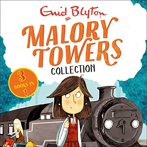Malory Towers Collection 1 audiobook cover art
