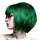 2 x Crazy Color Emerald Green 53