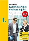 Langenscheidt Komplett-Paket Business English: Sprachkurs mit 2 Büchern, 3 Audio-CDs, MP3-Download, Software-Download: Sprachkurs für Wiedereinsteiger und Fortgeschrittene