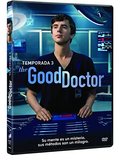 The Good Doctor - Temporada 3 [DVD]