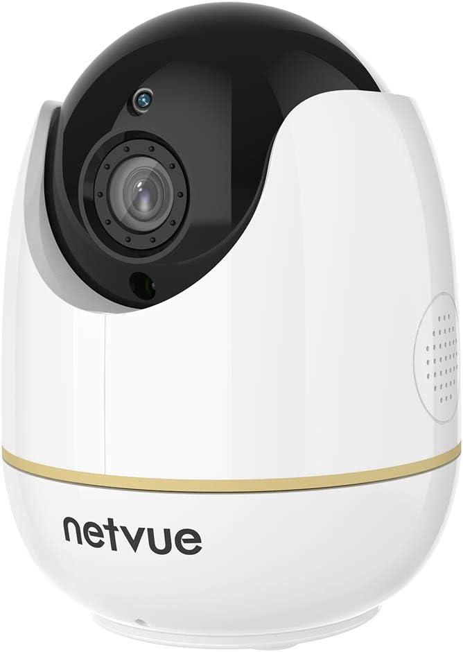 NETVUE Pet Camera 720P Home 高い素材 送料無料 一部地域を除く 2 Night and Vision Audio Way
