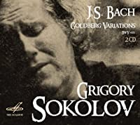 Bach: Grigory Sokolov plays Goldberg Variations by Grigory Sokolov (2013-02-12)