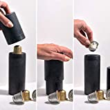 Coffee out - Utensilio domestico para el Vaciado y Reciclado de Las capsulas de Cafe de Aluminio, compatibles con NESPRESSO