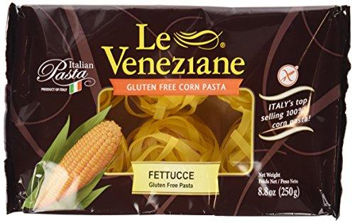 Le Venezian – Italian Fettucee [Gluten Free] (4) – 8.8 Oz Pkgs