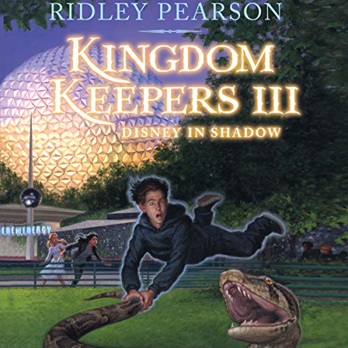 Disney in Shadow cover art
