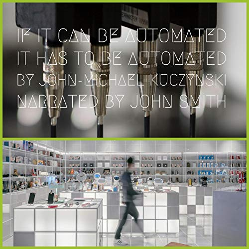 『If It Can Be Automated, It Has to Be Automated』のカバーアート