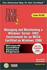 Mcsa / Mcse Managing and Maintaining a Windows Server 2003 E Paperback