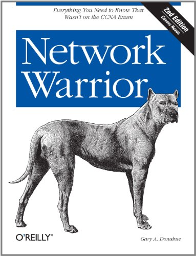 Network Warrior: Everything You Need to Know That Wasn\'t on the CCNA Exam (English Edition)