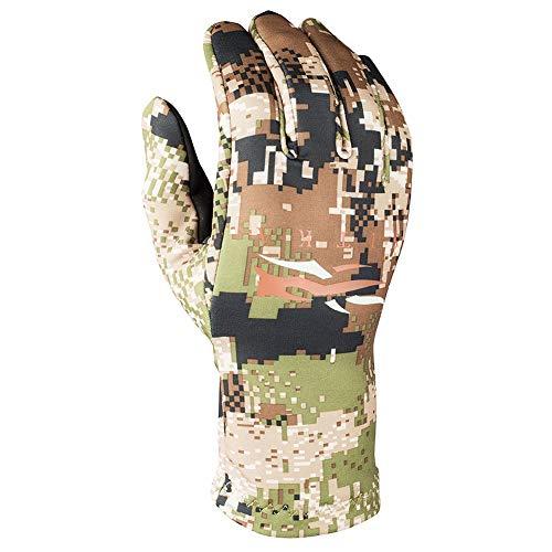 SITKA Gear Men's Hunting Cold Weather Camouflage Traverse Glove, Optifade Subalpine, Medium