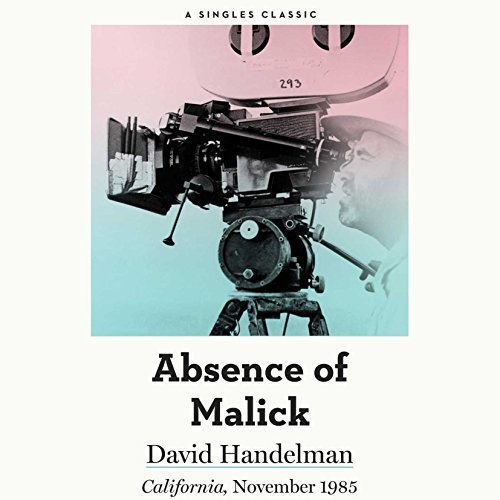 The Absence of Malick audiobook cover art