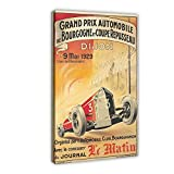 Motorsport Grand Prix Bourgogne Dijon 9. Mai 1929