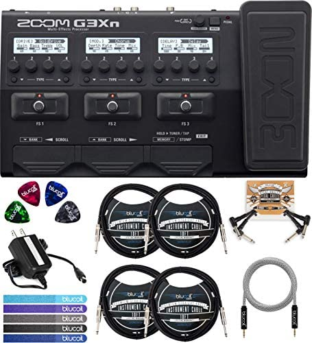Top 10 Best zoom effects pedal for guitar
