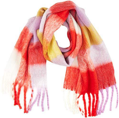 VERO MODA dames Vmmaura Long Scarf muts, sjaal & handschoenenset