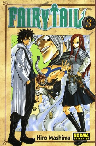 FAIRY TAIL 03 (CÓMIC MANGA)