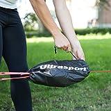 Ultrasport Slackline-Set 15 m lang, 5 cm breit - 5