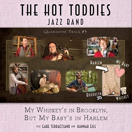 The Hot Toddies Jazz Band feat. Hannah Gill & Gabe Terracciano