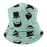 Linger In Barba Hipster Neck Warmer Headwear Face Scarf Unisex