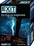 KOSMOS 691769 EXIT - Das Spiel - Der Flug ins Ungewisse, Level: Einsteiger, Escape Room Spiel: 1 - 4 Spieler -