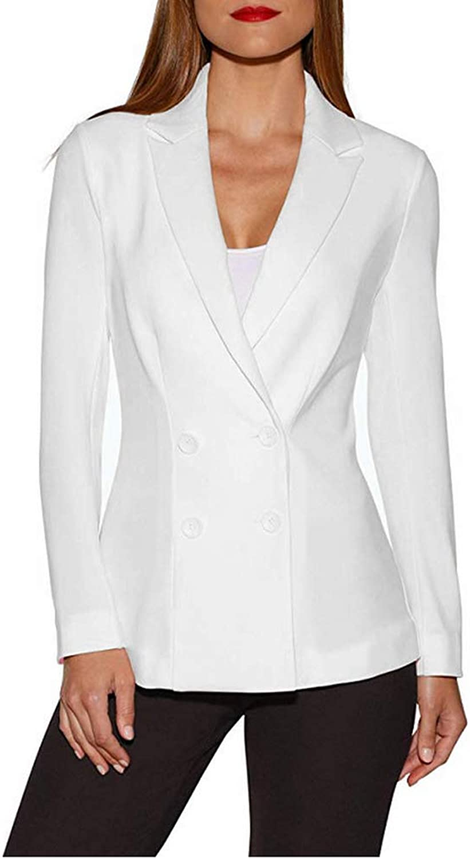 AK Beauty Women Business Suits Double Breasted 2 Piece Suit Office Ladies Work Suit Wedding Suit