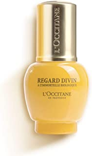 L'Occitane Divine Eye Cream to Help Reduce the Appearance of Dark Circles and Puffiness, 0.5 fl. oz.