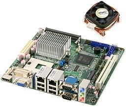 Jetway Intel NF93R-LF Core 2 Duo Mobile Socket P Mini-ITX Motherboard / Intel Penryn Mobile Processors Socket P (478-pin Micro FCPGA) / Intel GM45 + ICH9M-E / Intel GMA X4500M HD Graphics / HDMI DVI VGA output