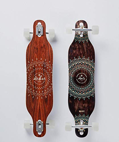 Skateboard Longboard Arbor Performance Complete Solstice B4BC Axis 37
