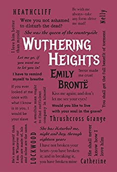 Wuthering Heights (Word Cloud Classics) by [Emily Brontë]
