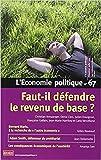 L'Economie politique - Numéro 67 - Revue trimestrielle
