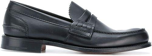 Church's Hombre EDB0039FGF0AAB azul Cuero zapatos