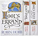 Robin Hobb - The Tawny Man Trilogy - 3 Books Collection Set (Fool's Errand: B...