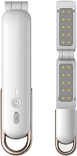 HOPAI UV Sterilisateur Portable D/ésinfectant Portable Taux Antibact/érien Lampe UV /à 99.99/% Sans Produits Chimiques pour h/ôtel M/énage Armoire Toilette Voiture Animaux