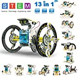 Building Robots for Kids, STEM Educational Toys Robot DIY Learning Science Experiment Kits Robotic...