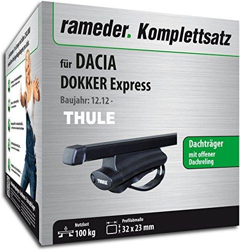 günstig Komplettverzahnung für Dacia DOKKER Express (116020-11137-36), quadratische Kofferraumstange Vergleich im Deutschland