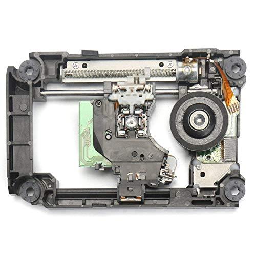 MLXG - Lente de repuesto Deck Blu Ray Kem-496Aaa cabeza óptica Kes-496 para Ps4 Cuh-20Xx y Ps4 Pro Cuh-70Xx Pieza de reparación 4 motores de módulo de disco duro DVD