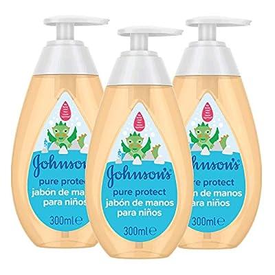 Johnson's Pure Protect Jabón