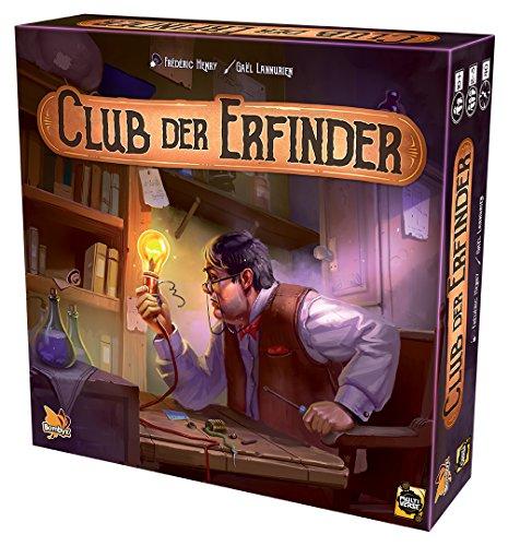 BOMBYX BYX0003 - Der Club der Erfinder, Familien Standardspiel