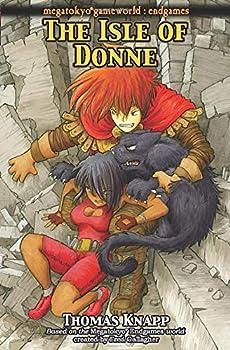 Paperback The Isle of Donne (MegaTokyo: Endgames) Book