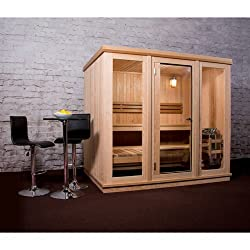 Best Traditional Sauna for Home 6