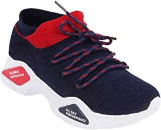 Columbus KF11 Kids Casual, Lace-up Sports and Running Shoes,Walking Shoes,Sneakers for Boys and Girls