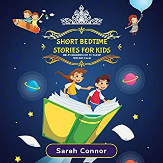 Short Bedtime Stories for Kids cover art
