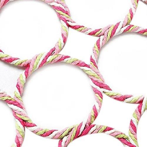 Smartlife15 2 Pack Scarf Scarves Belts 28-Ring Hanger Closet Organizer Holder Hook (Radom Color)