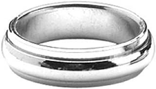 d93de1828f7 HELIOS Bague Alliance Anti-Stress 4mm Argent Homme Femme – Fabrication  Française – Bijouterie Alliances
