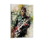 KJHG Noel Gallagher Poster dekorative Malerei Leinwand