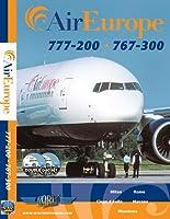 Air Europe Boeing 767 & Boeing 777