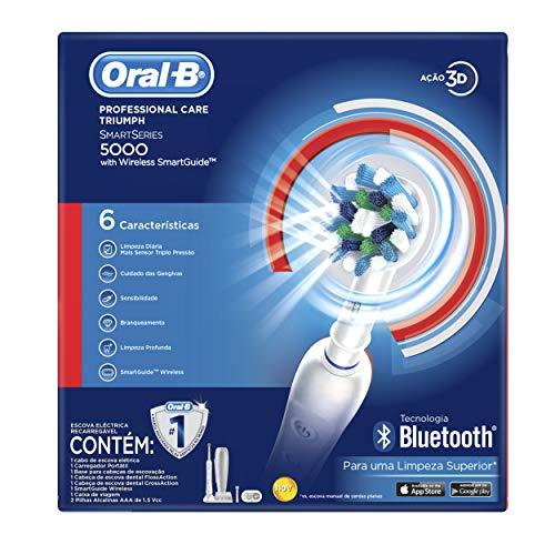 Escova de dente elétrica Oral-B Professional Care 5000 - 110v